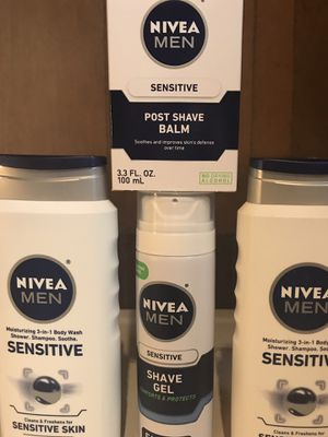Nivea bundle for man for Sale in Rocky Hill, CT
