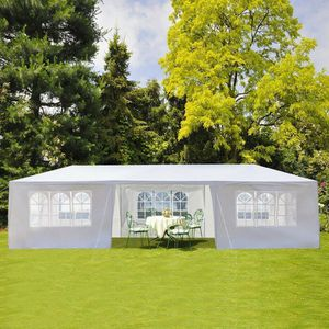 🔥NEW 10x30 party wedding outdoor patio tent canopy heavy duty gazebo with side walls for Sale in Los Angeles, CA