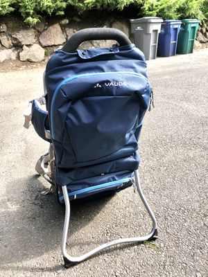 Vaude lightweight backpack carrier for Sale in Kirkland, WA