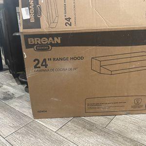 "24 "" Kitchen Hood for Sale in Lathrop, CA"