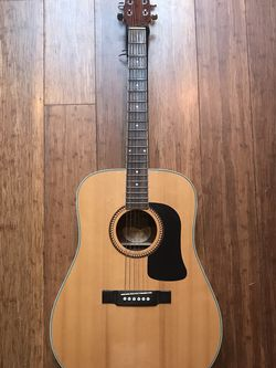 Washburn D10S Acoustic Guitar for Sale in Seattle,  WA