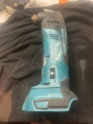 Makita multitool. Used. Works great TOOL ONLY for Sale in Riverside, CA