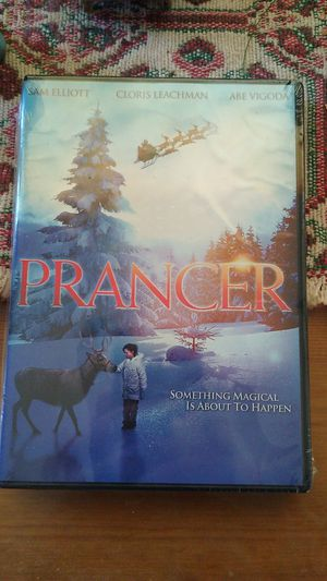 Brand new Prancer DVD still in the package for Sale in Hazelwood, MO