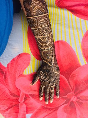 Desi bridal henna for Sale in Alexandria, VA