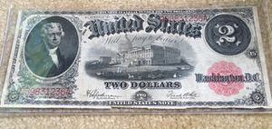 1917 United States note ( large note) for Sale in Indialantic, FL