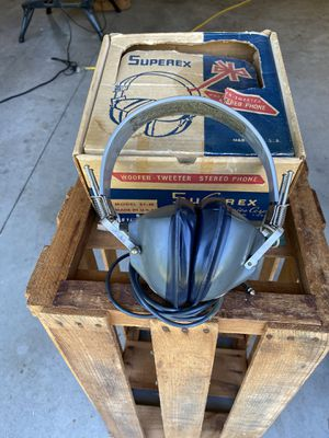 Superex Headphones for Sale in Summersville, WV