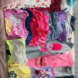30 + 3T/4t Girl Clothes for Sale in Santa Ana, CA