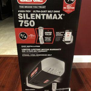 Genie Silentmax 750 Smart Garage Door Opener! for Sale in New Brunswick, NJ