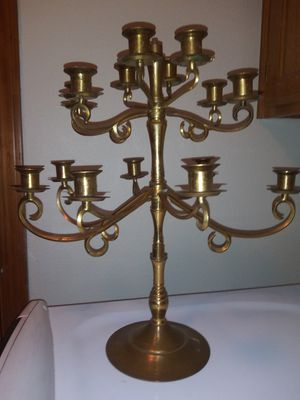 Brass Candelaba for Sale in Tualatin, OR