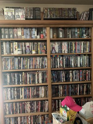 Around 500 DVDs... for Sale in Snohomish, WA