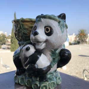 Panda Flower Pot for Sale in Santa Monica, CA