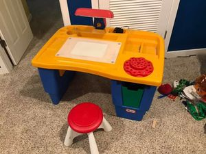 Kids desk for Sale in Fairfax, VA