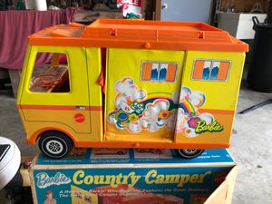 1970 Barbie country camper for Sale in Aurora, OH