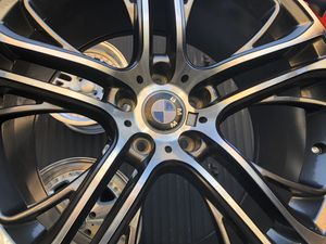 BMW X5 x6 rims 20 5-120 for Sale in The Bronx, NY