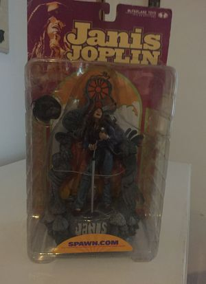 Janis Joplin {url removed} McFarlane toys. Not opened for Sale in Bonita Springs, FL