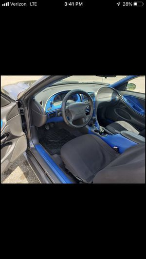 2000 Ford V6 3.8L Manual Mustang for Sale in Hattiesburg, MS