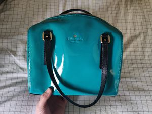 Kate Spade teal purse for Sale in Dallas, TX