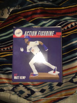 Dodger Matt kemp action figure collectible for Sale in Whittier, CA