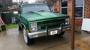 Chevy c-10 1984 for Sale in Dallas, TX
