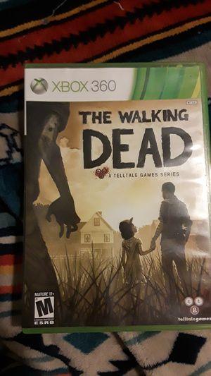 The Walking Dead Season 1 Telltale Games series Xbox 360 for Sale in Warwick, RI
