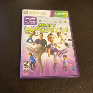 XBOX 360 Kinect Sports Game Case for Sale in Phoenix, AZ