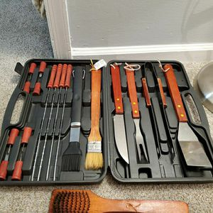 BBQ Grill Set for Sale in Virginia Beach, VA