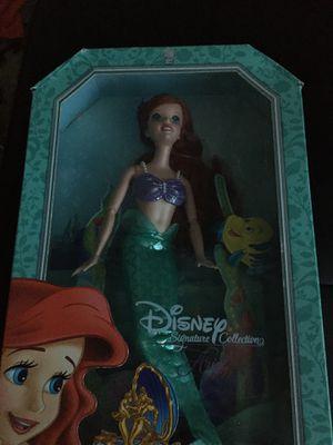 Little mermaid doll for Sale in Pekin, IL