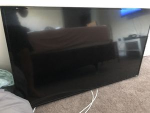 55 inch Vizio smart tv for Sale in South Pasadena, FL