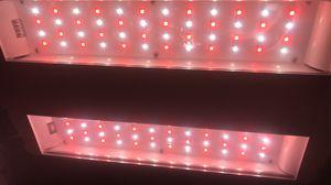 4 86 watt fiet electric led grow lights for Sale in San Jose, CA