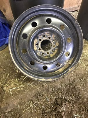 16 inch universal wheels. Only used for studs $150. for Sale in Powell Butte, OR