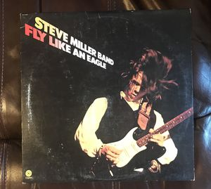 """Used, Steve Miller Band """"Fly Like An Eagle"""" vinyl record for Sale for sale  Brooklyn, NY"""