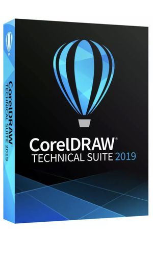 CorelDRAW Technical Suite 2019 ✔ LifeTime License Key ✔ Fast Delivery for Sale in Beverly Hills, CA