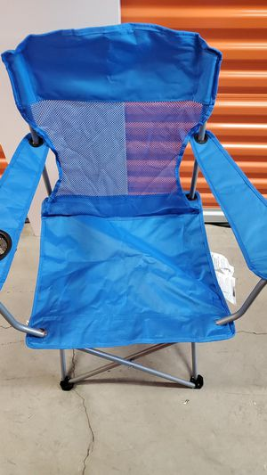 Fold up chair for Sale in Placentia, CA