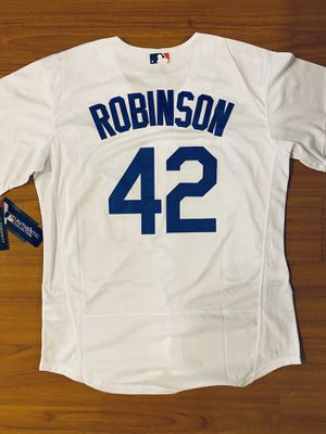 Jackie Robinson Los Angeles Dodgers MLB Baseball Jersey 42 for Sale in Cerritos, CA