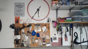Bike parts, repairs, sales, service for Sale in Woonsocket, RI