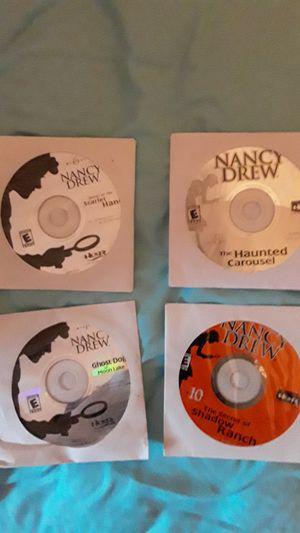 Nancy Drew PC Computer Games for Sale in Arlington, WA