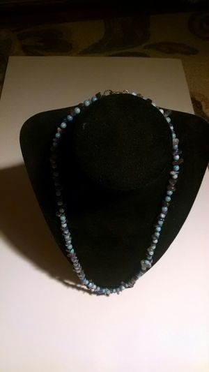 Blue lace agate necklace for Sale in Alexandria, VA