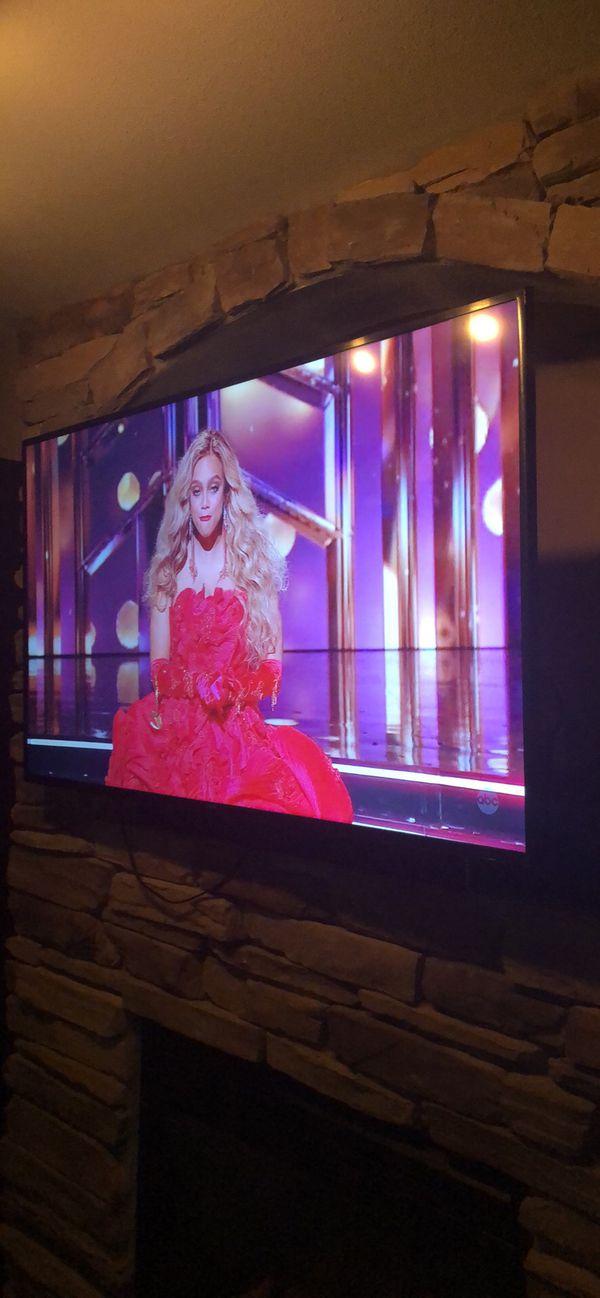 Samsung tv 4K 55 inch