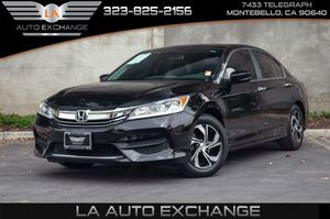 2016 Honda Accord Sedan for Sale in Montebello, CA