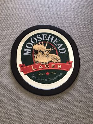 Moosehead beer mirror/sign for Sale in Payson, AZ
