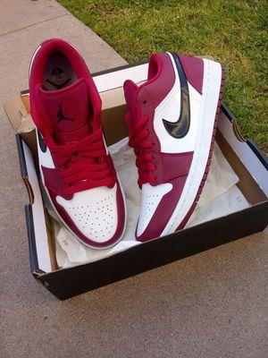 NEW. NUEVOS. Air Jordan. Size 8 men. Size 9.5 women. TRADE or cash. Intercambio o cash. With box. Tenis Nikes. for Sale in Phoenix, AZ