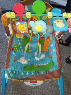 Fisher price infant chair for Sale in Nashville, TN
