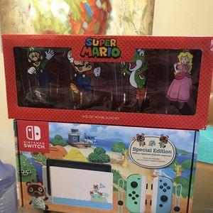 Nintendo Switch Special Edition for Sale in El Cajon, CA