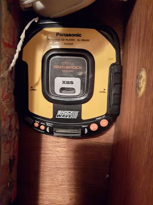 Panasonic portable cd player for Sale in Gresham, OR