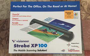 Strobe XP 100 scanner for Sale in Hillside, NJ