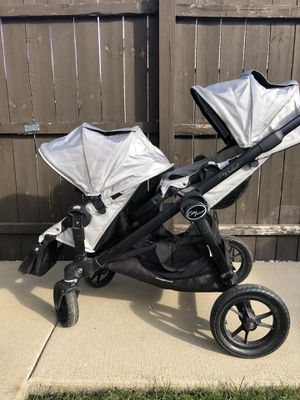 City Select Double Stroller for Sale in Chicago, IL