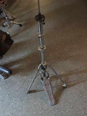Two cymbals stands for Sale in Fresno, CA
