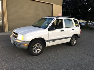 2001 Chevy Tracker 4x4 for Sale in Tacoma, WA