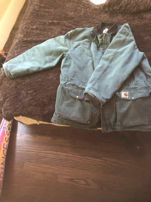 Carhart XXL COAT for Sale in Grosse Pointe Park, MI