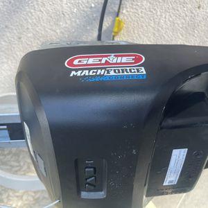 USED—Genie Machforce Garage Door Opener for Sale in Tampa, FL
